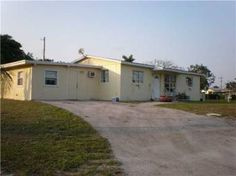 4 bedroom, 3 bathroom house in West Palm Beach,Florida. CBS house. 1672 sq. ft. total. Newer kitchen. Central AC. Tile floors throughout. Updated baths. Separate laundry room. Great rental area. Asking $89,900 Cash or hard money. Call 561-666-8734 or Toll free: 855-REI-BUYS (734-2897). Email contact@deepalakhlani.com or visit www.buycheapforeclosures.com