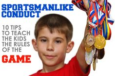 Sportsmanlike Conduct - Positive Parenting Solutions