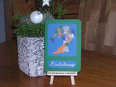 Karte Weinstock (Edelstahl)