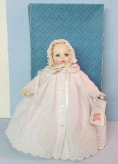 Madame Alexander Victoria - one of my favorite baby dolls