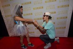 Seriously adorable! She's so lucky OMB