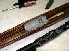 Bedding a Rifle Stock