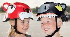 Casque de vélo pour enfant par un entreprise danoise (coolstuff.dk) / Cykelhjelm fra coolstuff.dk ;)