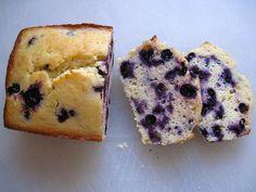 Lemon Blueberry Bread  Recipe type: High Altitude Baking