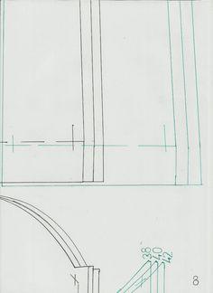 GABARDINA - Moldes Moda por Medida