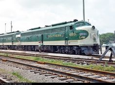 Location Map, Photo Location, Railroad Pictures, Railroad History, Southern Railways, Train Pictures, Rolling Stock, Diesel Locomotive, North America
