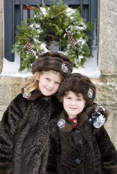 Victorian Christmas at #Halifax Citadel National Historic Site is a family tradition - make Victorian crafts, listen to stories of years gone by, sing a carol or two, and visit with Father Christmas.