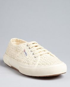 Superga Sneakers - Classic Crochet | Love Superga's