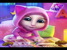 My Talking Angela Android Gameplay #6
