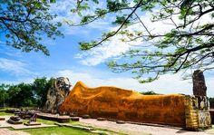 วัดโลกยสุทธา อยุธยา (Wat Lokkayasutha) http://goo.gl/n8NDkv