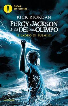 Percy Jackson e gli Dei dell'Olimpo - Il Ladro di Fulmini…