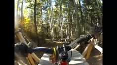 Downhill Mt Bike Run with 9 year old Owen @ Angel Fire Bike Park, Angel ...