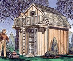 Superior Playhouse Shed Plans Playhouse Shed Plans Garden Sheds Have Untold Uses  There Are Storage Sheds Potting Sheds Tool Sheds Hobby Sheds Playhouse Sheds  Even ...