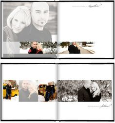 Lots of album templates for purchase  The Album Cafe | Photoshop Templates for Photographers