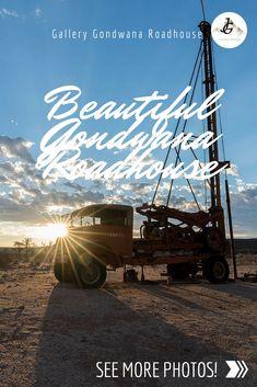 Das Gondwana Roadhouse an sich ist schon ein Highlight. Speziell wird die Unterkunft jedoch durch die vielen Autowracks, welche ein super Foto-Sujet abgeben. More Photos, Super, Fair Grounds, Journey, Gallery, Travel, Photos, Beautiful Places, World