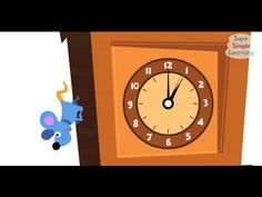 Hickory Dickory Dock by Super Simple Songs
