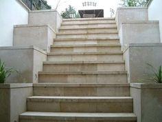 Steps Combination Between Pa Bluestone Treads S
