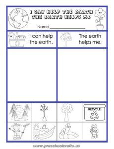 Worksheet The Earth Helps Me By Worksheet earth day worksheets for letter e teaching free printable mazes worksheets