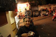 Irani Chai at Khushali Imamwada Before Shooting Kite Shops Makar Sakranti