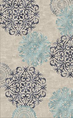 Beige Area Rugs, Wool Area Rugs, Contemporary Outdoor Lighting, Navy Rug, Light Blue Area Rug, Carpet Design, Textures Patterns, Organic Patterns, Rugs On Carpet