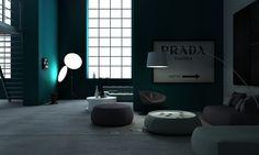 #scenario interiørarkitekter MNIL , #3D - Oslo 3d Illustrations, Oslo, 3 D