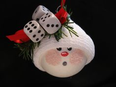bunco/ thinking about making it for this months bunco