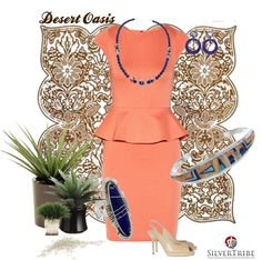 Spring business casual with SilverTribe http://www.silvertribe.com