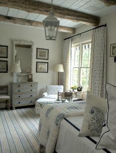 Decoraciones con vigas de madera en el techo | Decorar tu casa es facilisimo.com