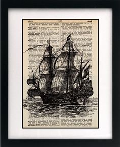 Hey, I found this really awesome Etsy listing at http://www.etsy.com/listing/82610527/ship-print-ship-art-print-vintage