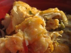 Crockpot King Ranch Chicken) I make this in casserole form! So excited to try crockpot! Slow Cooker Recipes, Crockpot Recipes, Chicken Recipes, Cooking Recipes, Fish Recipes, Healthy Recipes, Crockpot Dishes, Crock Pot Cooking, I Love Food