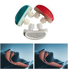 Sleeping Aid Anti-Snoring Air Filter