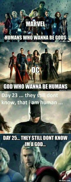 Batman Thor