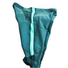 74221496a715 Nike Tights Tech Capri Running Pants 586738 Women s Green Size XL for sale  online