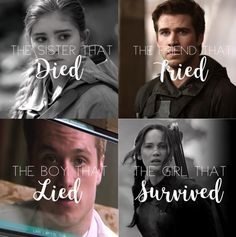The Hunger Games, Hunger Games Jokes, Divergent Hunger Games, Hunger Games Fandom, Hunger Games Trilogy, Katniss And Peeta, Katniss Everdeen, Jennifer Lawrence Hunger Games, Image Triste