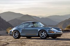 Singer's Latest Porsche Creations Are Coming to Amelia Island