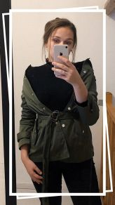 Story réalisée avec StoryArt Application Indispensable, Applications, Military Jacket, Leather Jacket, Jackets, Fashion, Social Media Tips, Fashion Styles, Software