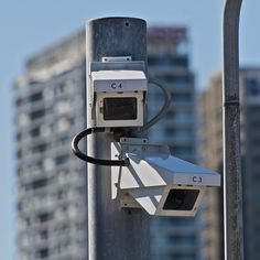 monitored by unmanned surveillance cameras. These surveillance cameras . See the new technology outside security cameras at hiddenwirelesssec. Security Surveillance, Security Alarm, Safety And Security, Surveillance System, Video Security, Security Service, Home Security Tips, Wireless Home Security Systems, House Security