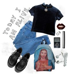 """""""bad girls do it well"""" by naimaec ❤ liked on Polyvore"""
