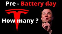Last day before battery day - Tomorrow EVERYTHING changes. Tesla Battery Day Sept 22 Will Be Mind Blowing - 21.9. 2020 www.netkaup.is NCO eCommerce, IoT www.nco.is