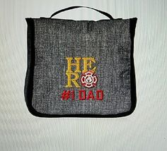 Who\'s your Hero Wednesday? Father\'s day is approaching, why not a Thirty-one gifts product personalized with one of our newest icon-its. \