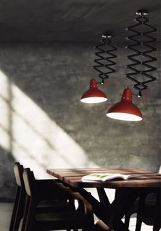 DIANA SUSPENSION INDUSTRIAL LAMP | DELIGHTFULL - UNIQUE LAMPS