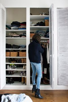 Dorothée, Boulogne - Inside Closet