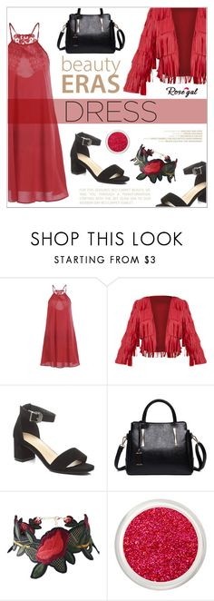 """""""RoseGal #48"""" by shambala-379 ❤ liked on Polyvore featuring dreamydresses"""