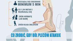 Co zrobić, gdy ból pleców atakuje