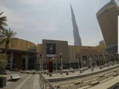 Most populous tourist attraction Dubai Mall, United Arab Emirates, Burj Khalifa, Shopping Mall, Attraction, World, Building, Travel, Shopping Center