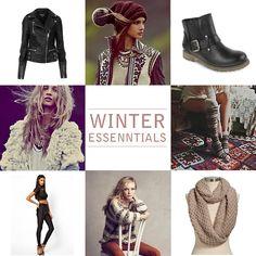 My Winter Fashion Essentials | Wonder Forest: Design Your Life.