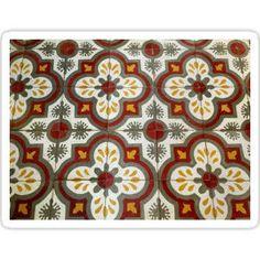 Santa Monica Warm Deco X Ceramic Tile Wish List Pinterest Santa - Cuban tile for sale