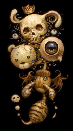 QUEEN WASP BY NAOTO HATTORI