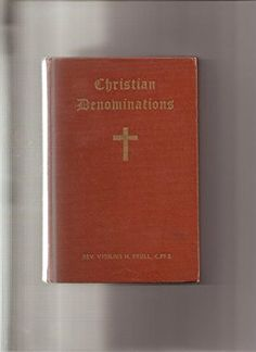 Christian Denominations: C.PP.S., LL.B Rev. Vigilius H. Krull: AmazonSmile: Books