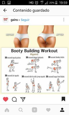 Simple Exercises To Tone Your Butt In No Time - Serena Simple Exercises To . - Simple Exercises To Tone Your Butt In No Time – Serena Simple Exercises To Tighten Your Butt In N - Workout Plan For Women, Fitness Workout For Women, At Home Workout Plan, Body Fitness, At Home Workouts, Fitness Routines, Video Fitness, Woman Fitness, Daily Exercise Routines